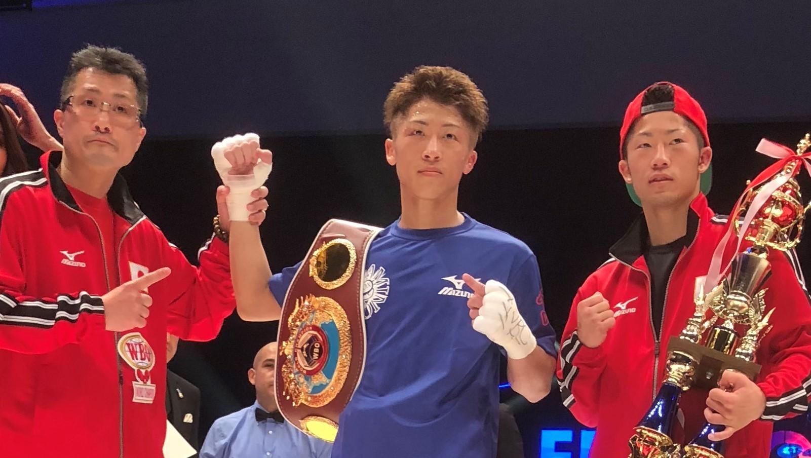 孤高のボクシング世界王者『井上尚弥』が新たに進む道