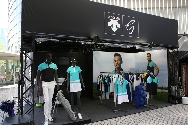 Thumb descente golf pop up shop 02